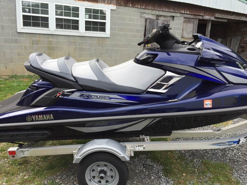 2014 yamaha vx sport review personal watercraft autos post for Yamaha waverunner vx