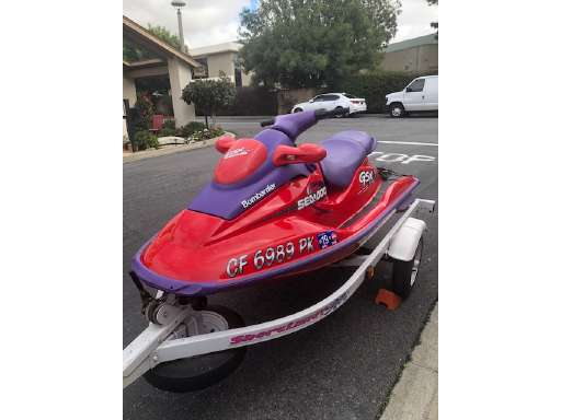 Used Gsx For Sale - Sea Doo Two Seater PWCs - PWC Trader