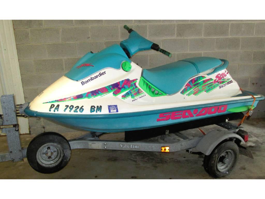 1995 Sea Doo SPX, Harrisburg PA - - PWCTrader com