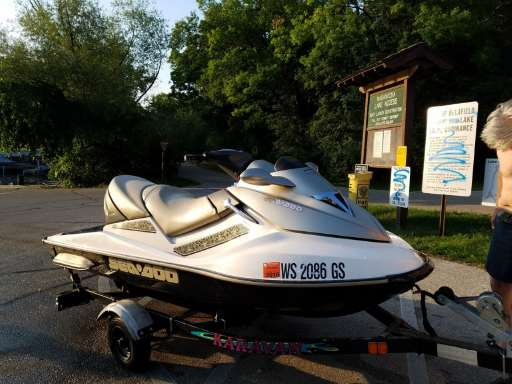 Used Gtx 4 Tec For Sale - Sea Doo/bombardier Motorcycle