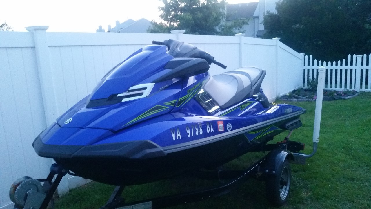 Used Fx Ho For Sale - Yamaha PWCs - PWC Trader