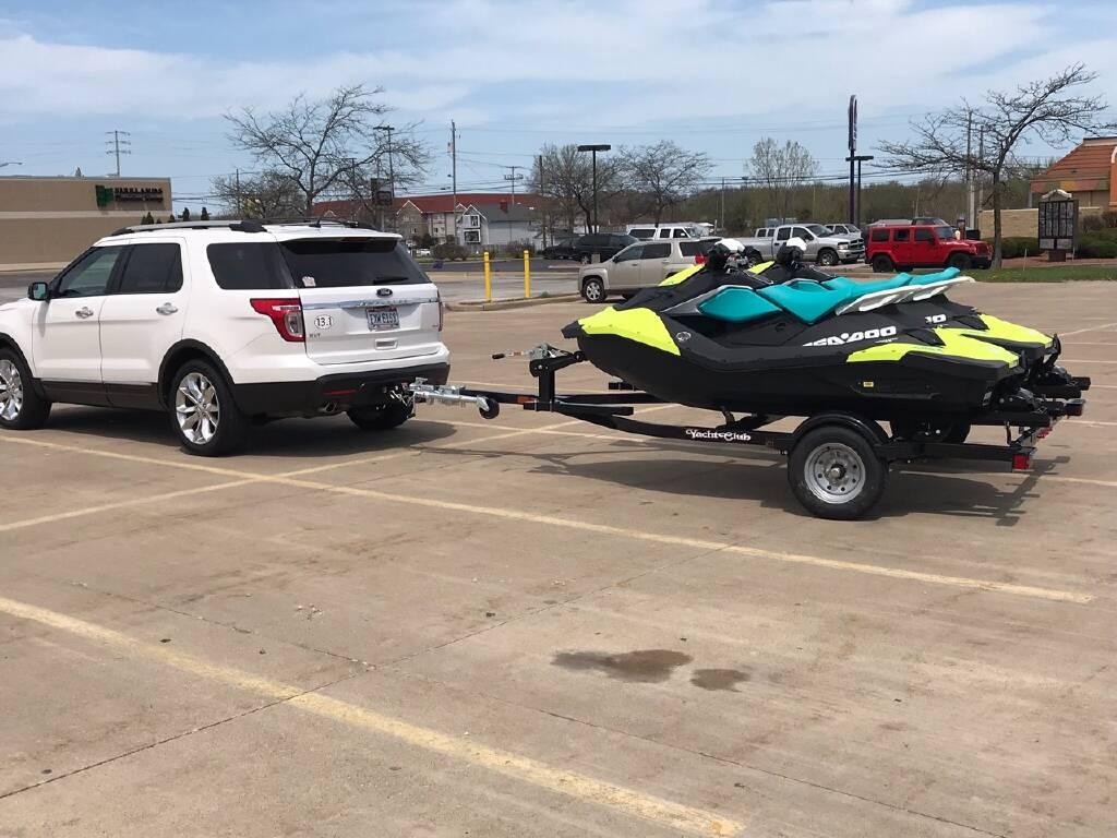 2018 Sea Doo SPARK 2-UP ROTAX 900 H O  ACE IBR & CONV, Port Clinton OH - -  PWCTrader com