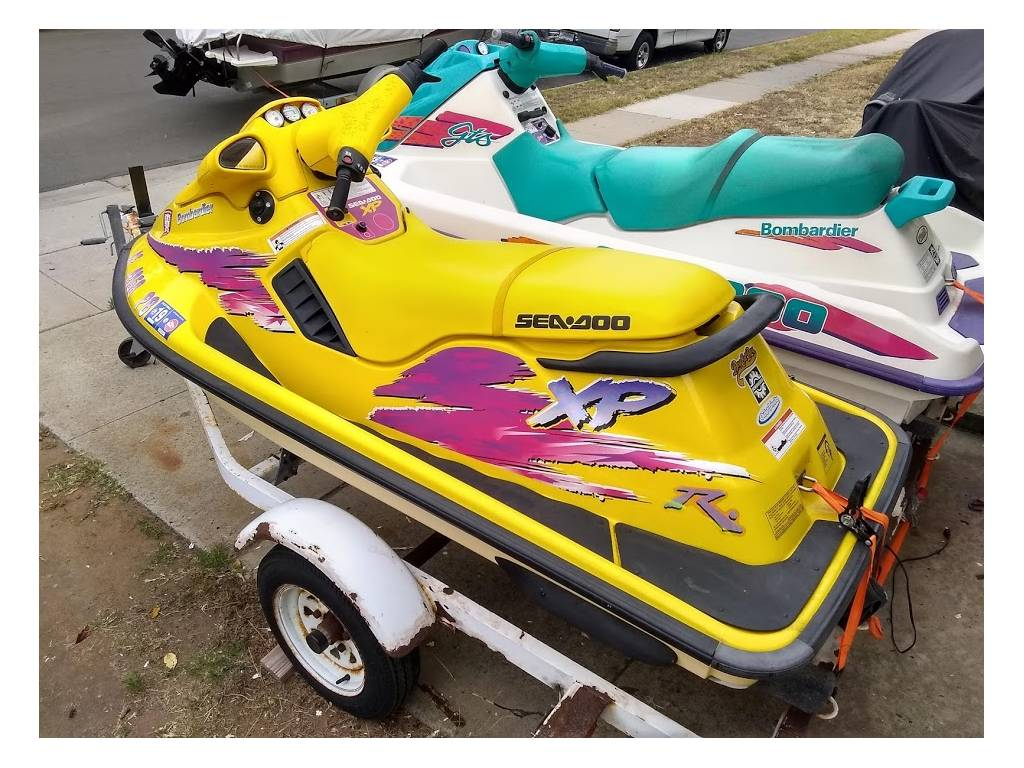 1996 Seadoo Xp >> 1996 Sea Doo Xp San Diego Ca Pwctrader Com