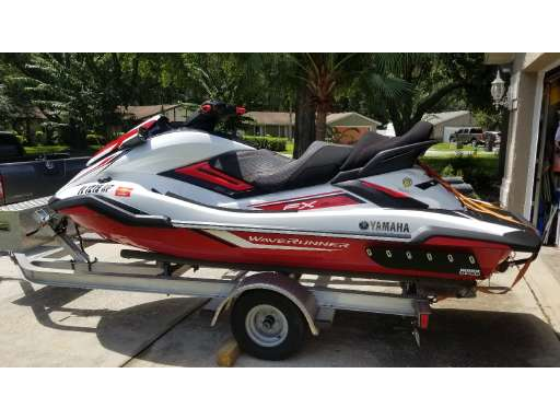 2019 Fx Cruiser Svho For Sale - Yamaha PWCs - PWC Trader