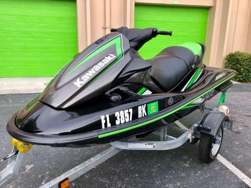 Used Jet Ski STX-15F For Sale - Kawasaki Motorcycle,528553